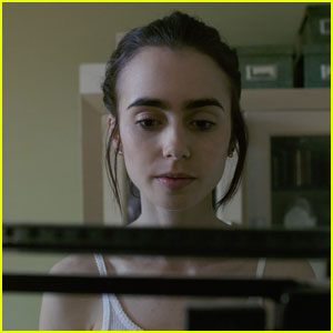 Lily Collins Stars in 'To the Bone' - First Look