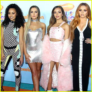 Little Mix Say Goodbye to Ariana Grande