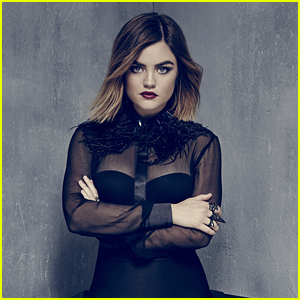 Lucy Hale Promises You'll See A Dark Side of Aria on 'Pretty Little Liars'