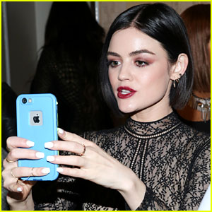 Lucy Hale's Emoji Ring is So Cute -- Here's Where to Find It