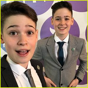 EXCLUSIVE: Max & Harvey Go Behind-the-Scenes at the Shorty Awards - See the Pics!