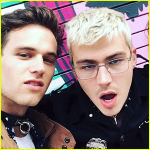 '13 Reasons Why' Fans Think Miles Heizer & Brandon Flynn Are Dating in Real Life