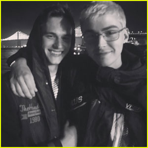 '13 Reasons Why' Stars Miles Heizer & Brandon Flynn Aren't Dating After All