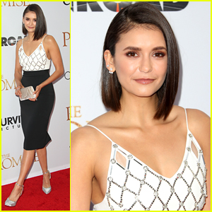 Nina Dobrev Makes Her Own Promise at 'The Promise' Premiere