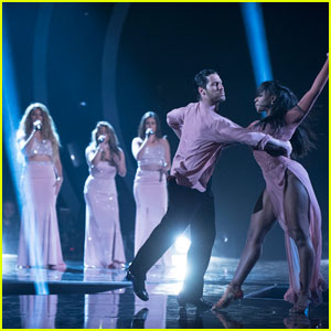 Fifth Harmony Sings 'Impossible' While Normani Kordei Rumbas on 'DWTS'