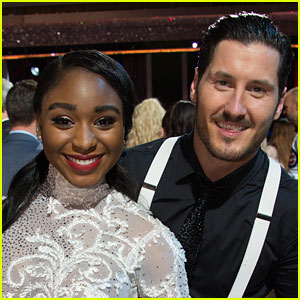 Will Normani Kordei & Val Chmerkovskiy Dance to a Fifth Harmony Song Next Week on 'DWTS'?