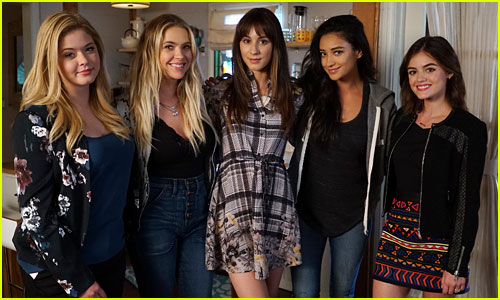 The Pretty Little Liars Live-Tweeted Last Night's Endgame & They Had a LOT of Thoughts