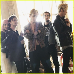 Ross Lynch Gives R5 Fans Sneak Peek at New Song 'Red Velvet' - Listen Here!