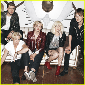 R5 Debut New Band Pics In Support of New EP 'New Addictions'