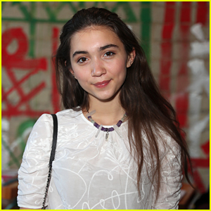 Rowan Blanchard Steps Out & Supports Human Rights Initiatives at Shelter For All Event