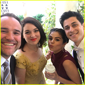 Selena Gomez Knew David Henrie Would Get Married First!