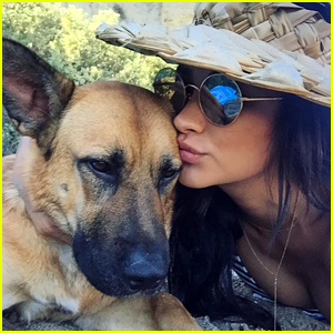 Shay Mitchell Just Knew Her Dog Angel Was The One For Her