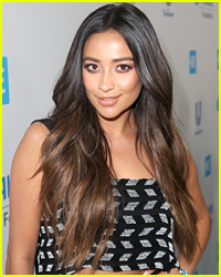 PLL Star Shay Mitchell Wasn't Going To Miss We Day California