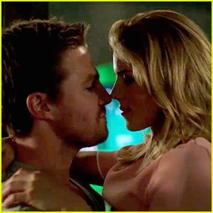 'Arrow's Season 5 Sizzle Reel Features Many Olicity Moments