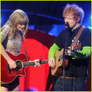 Taylor Swift Always Knew Ed Sheeran Would Win a Grammy