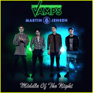 The Vamps Drop New Single 'Middle of The Night' - Stream, Lyrics, & Download Here!