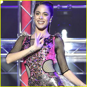 Martina Stoessel Dishes Out Advice For Those With Low Self Esteem