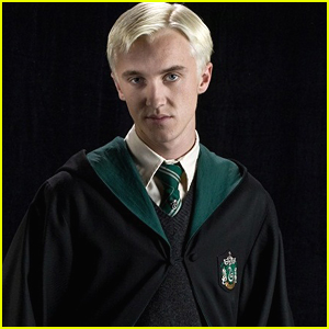 Tom Felton Is Slytherin Proud & Proves You're Never Too Old For Harry Potter