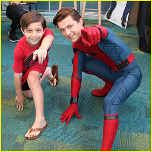 Tom Holland Loves Wearing His Spider-Man Suit For One Reason