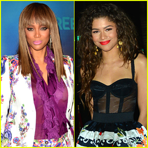 Tyra Banks Has Her Eyes on Zendaya To Star in 'Life-Size 2'