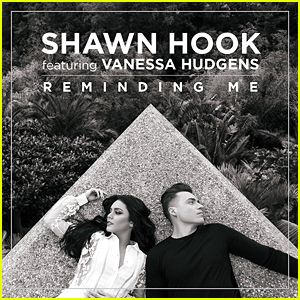 Vanessa Hudgens Teams Up With Shawn Hook For New Music - Out Friday!