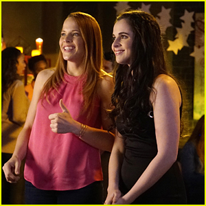 Vanessa Marano Gives The Best Advice To Bay & Daphne Ahead of 'Switched at Birth's Series Finale