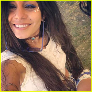 Vanessa Hudgens's Coachella Sunglasses Are Only $40!