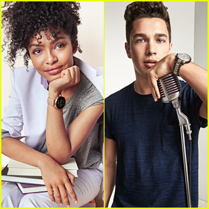 Austin Mahone & Yara Shahidi Front Fossil's New Smartwatches Campaign