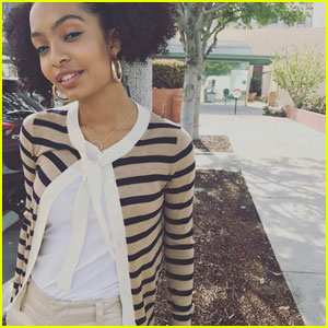 Yara Shahidi Got Accepted Into Every College She Applied To