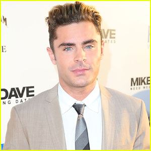 Zac Efron Doesn't Consider Himself a DMing Pro