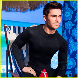 Zac Efron's New Wax Figure Looks Just Like Him!