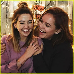 Zoella & Tanya Burr Spontaneously Got Their Ears Pierced!