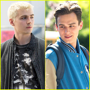A Short Film of Miles Heizer & Brandon Flynn Kissing is Lighting the Internet on Fire