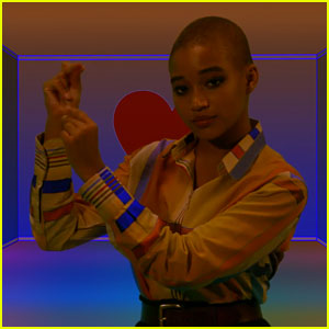 Amandla Stenberg Drops Dreamy New Music Video for 'Let My Baby Stay' from 'Everything, Everything' Soundtrack - Watch!