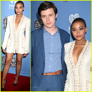 Amandla Stenberg Stuns at 'Everything, Everything' LA Premiere