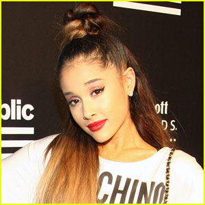 Ariana Grande Greeted By Family in Florida Following Tragic Bombing