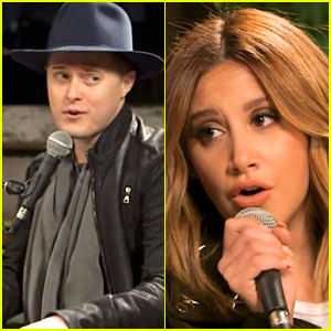 Ashley Tisdale And Lucas Grabeel Just Reunited For An AMAZING 'High School Musical' Duet