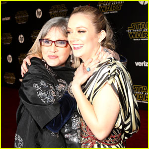 Billie Lourd Honors Mom Carrie Fisher With Sweet 'Star Wars' Day Post