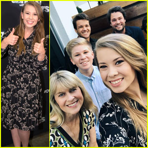 Bindi Irwin Goes 'Back to the Ballrooom' at 'DWTS'