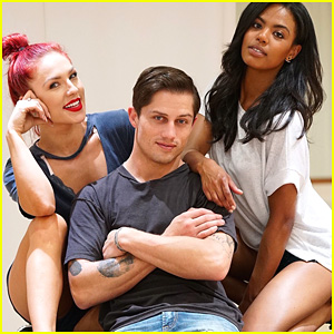 Bonner Bolton Trio Dance With Sharna Burgess & Britt Stewart DWTS Season 24 Week 8