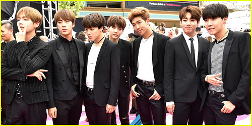 K-Pop Group BTS Blown Away to Be Nominated for the Billboard Music Awards 2017