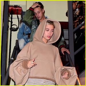 Cameron Dallas & Hailey Baldwin Continue to Spend Time Together
