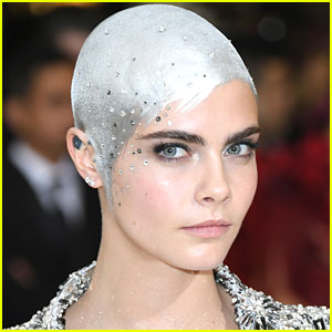 Cara Delevingne is 'Tired of Society Defining Beauty'