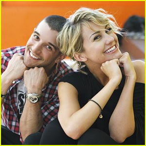 Chelsea Kane Leaves Sweet Note For Mark Ballas After 'Jersey Boys' Opening Night