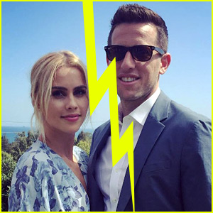 Claire Holt's Husband Files for Divorce One Day Before Anniversary