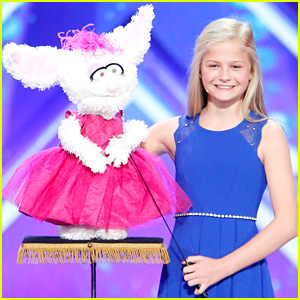 Darci Lynne Farmer Performs Ventriloquist Act for 'AGT' & Wins Our Hearts (Video)