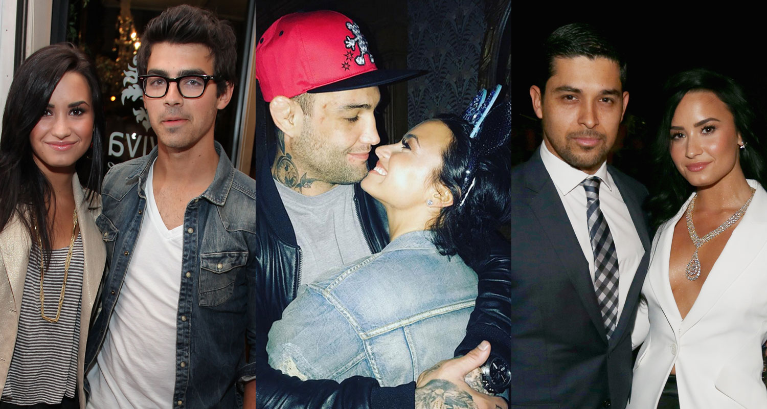demi lovato and wilmer valderrama relationship timeline template