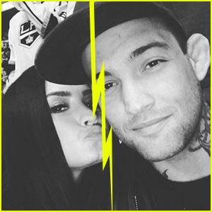 Demi Lovato & Guilherme Vasconcelos Break Up