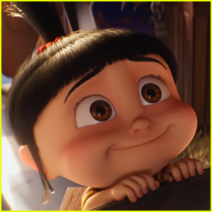 Agnes Still Has A Major Thing For Unicorns In New 'Despicable Me 3′ Trailer