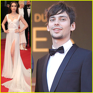 The 100's Devon Bostick Makes Cannes Debut with 'Okja' Co-Star Lily Collins